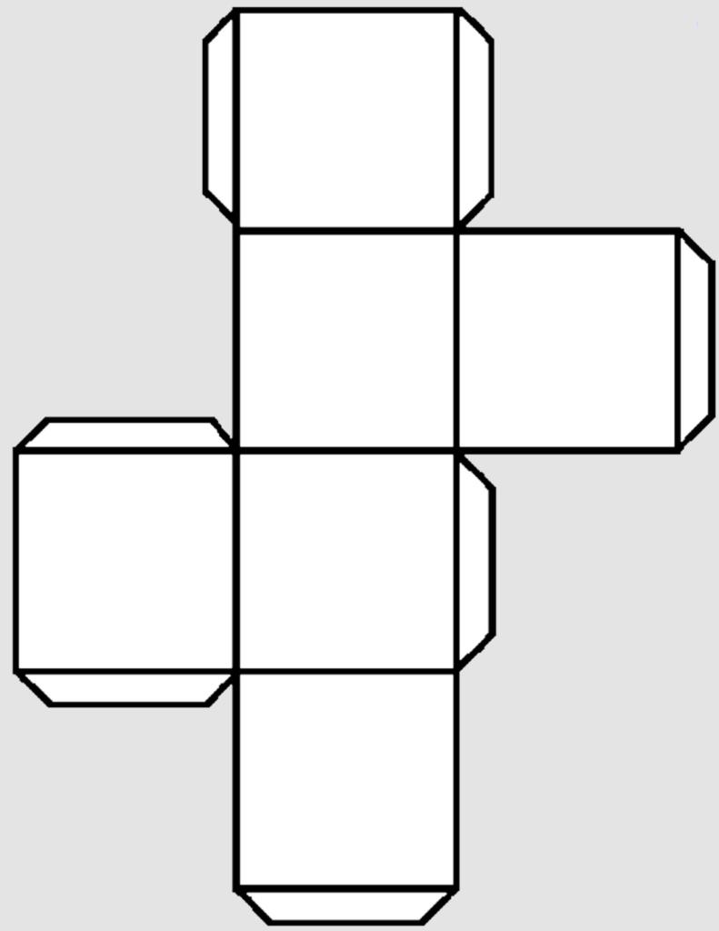 Макет куба