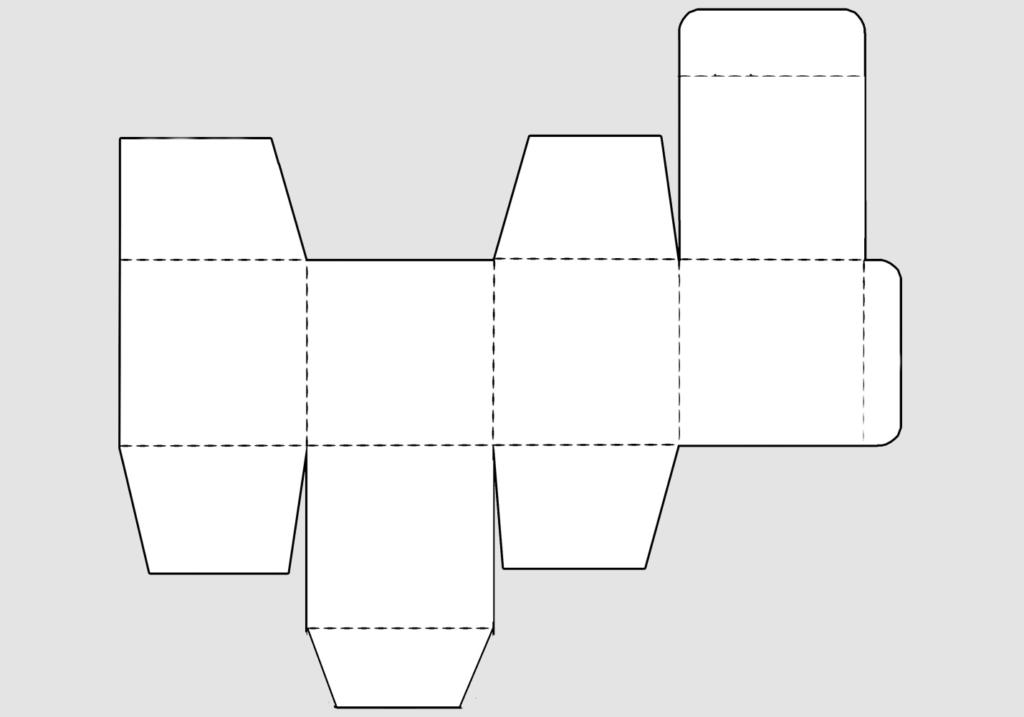 Макет куба 4