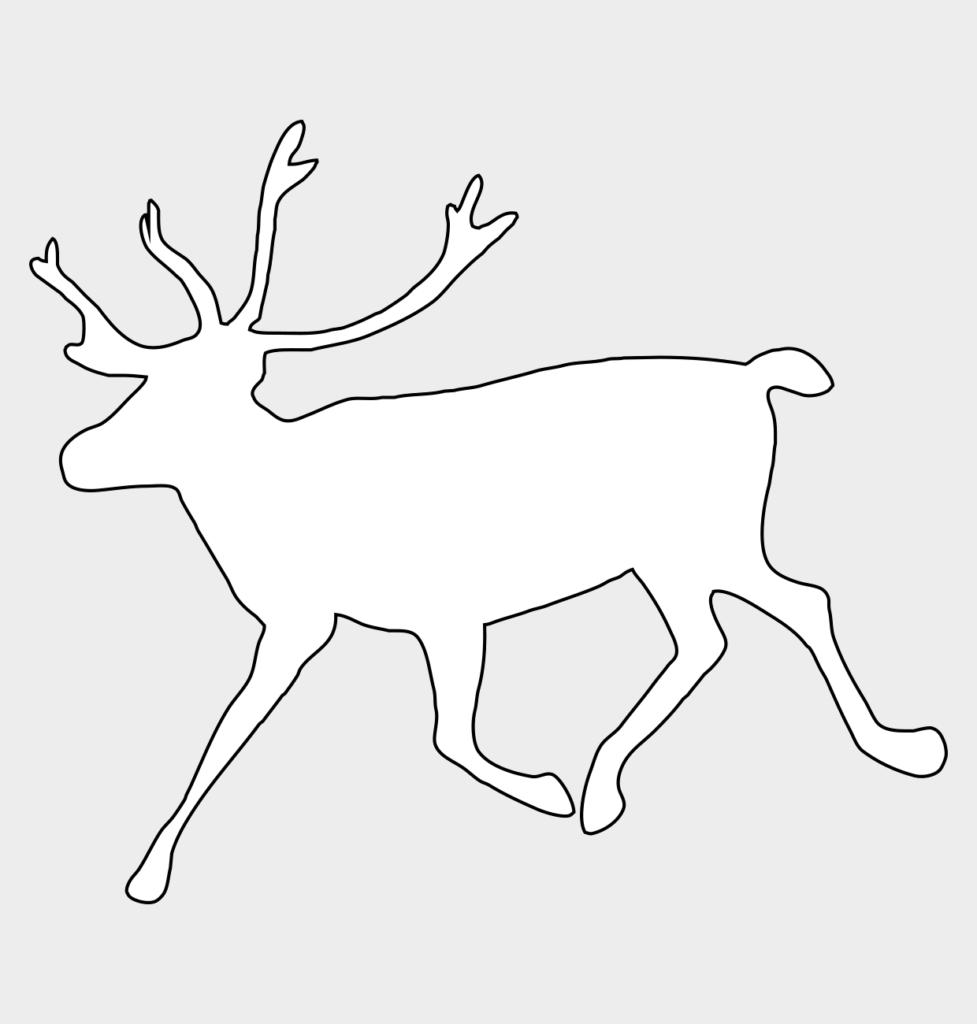 Макет оленя 1
