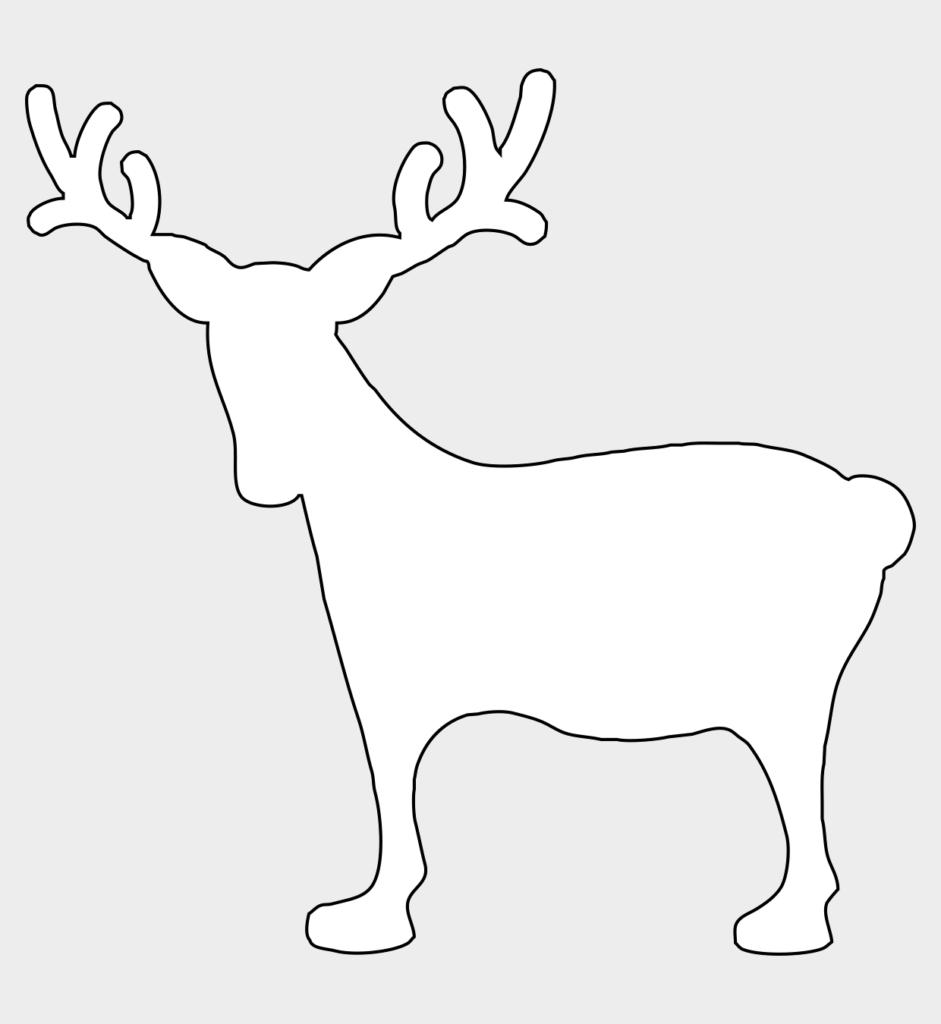 Макет оленя