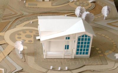 Как сделать макет дома своими руками из бумаги