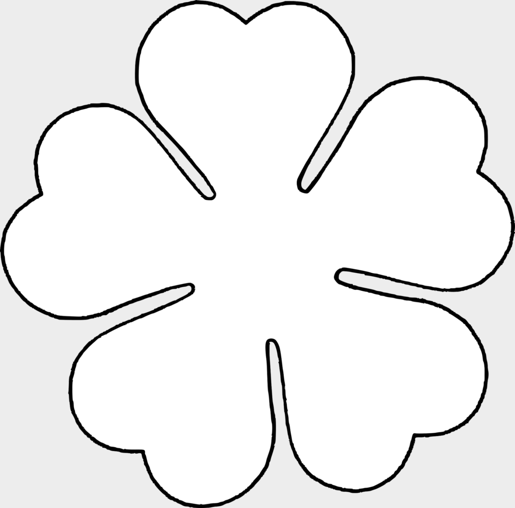 Макет цветов 5