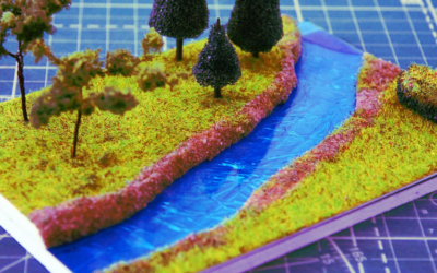 Ландшафтные макеты