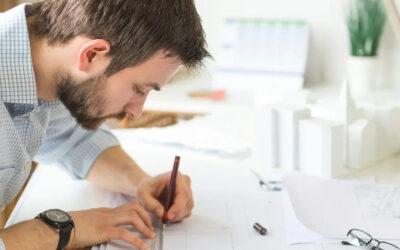 Как делать макеты из бумаги?