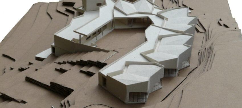 Архитектурные макеты из бумаги