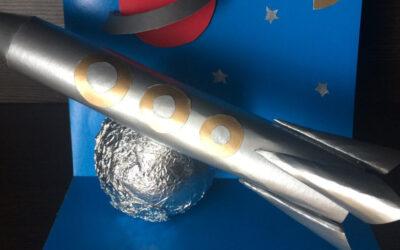 Как сделать макет ракеты своими руками?